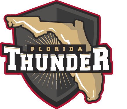 Florida Thunder Women's Hockey Team in the FWHL