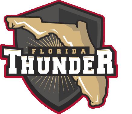 Florida Thunder Women's Hockey Team in the FWHL