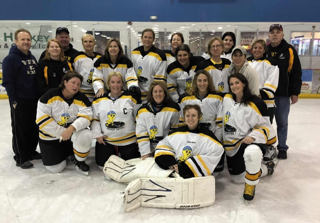Brandon Hockey Chicks